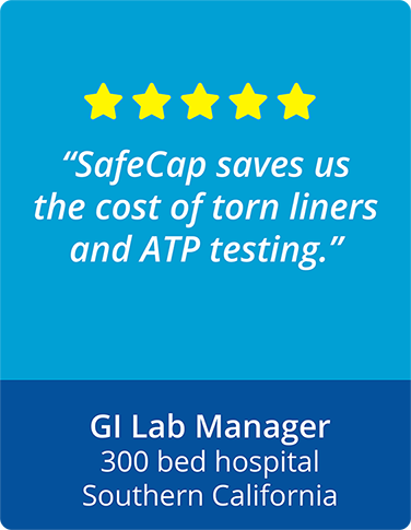 A quote from the 5-Star review of 300 Bed Hospital Southern California GI Lab Manager